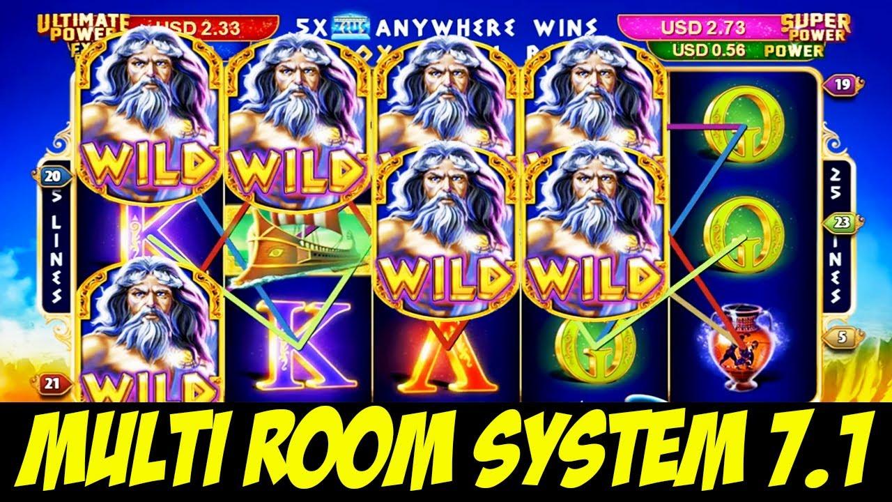 Multi Room System GOLDSVET 7.1 (SOURCE CODE)