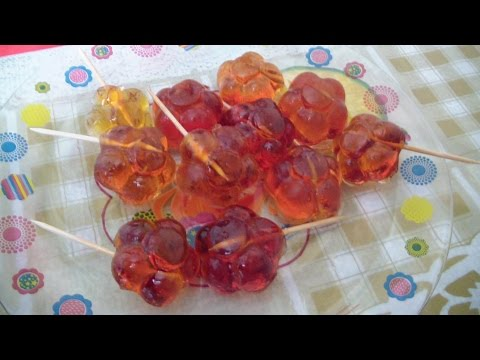 конфеты палочке рецепт фото