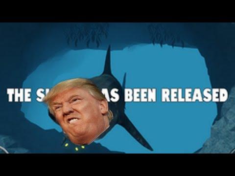 SharkBite With Dumb Edits | ROBLOX Funny Moments