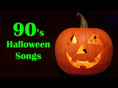13 Halloween Songs from the 90's – Full Song Playlist