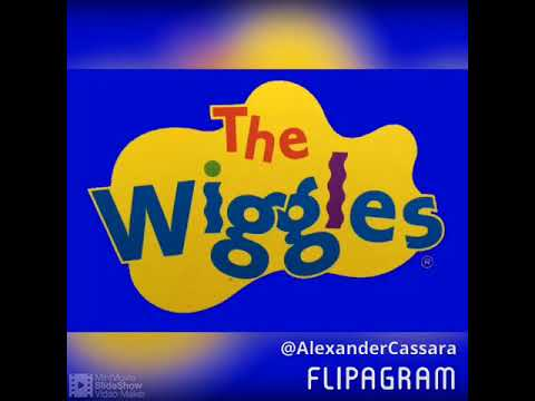 Opening To The Wiggles: Hot Potato, Hot Potato 2004 DVD