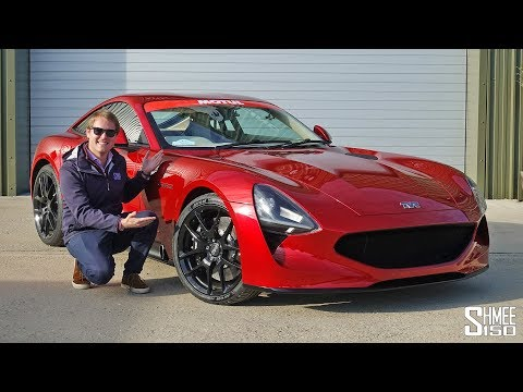 Where is My TVR Griffith?!