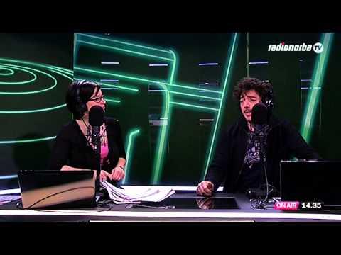 Max Gazzè - Radionorba TV - 5 Aprile 2013