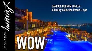 Caresse Bodrum Turkey - Best Hotels Turkey, Stunning Resort and Spa Bodrum