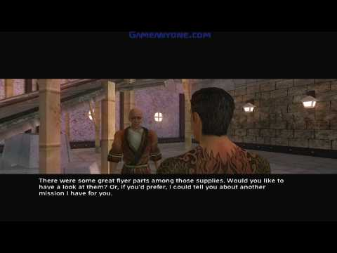 Jade Empire [PC] [HD] [67] - Flying Missions