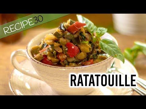French Ratatouille Recipe from Provence Ratatouille Nicoise