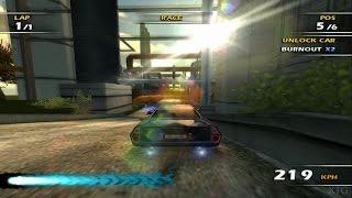 Burnout Dominator PS2 Gameplay HD (PCSX2)