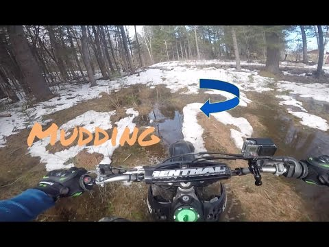 Moto Mishaps Ep 13. Wrecking the 250