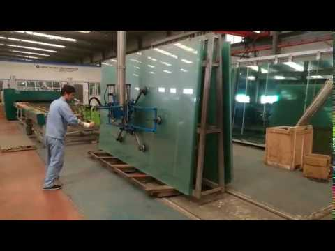 China laminated glass manufacturer