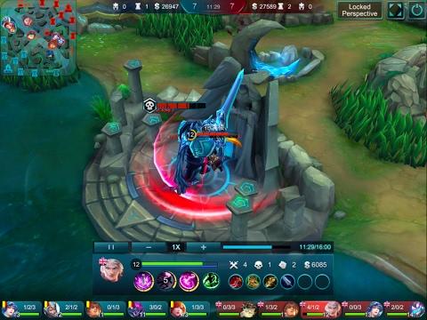 Mobile Legends Alucard Best Gameplay Item Build Guide Tips