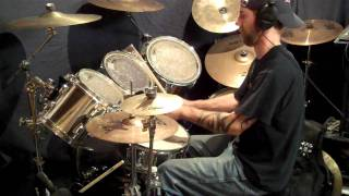 Morbid Angel - Chapel of Ghouls - Drum Cover by Andy Jones [HD]