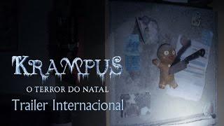 Krampus - O Terror do Natal - Trailer Internacional