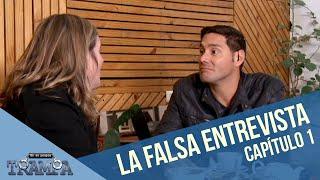 La entrevista de Pancho a Nicolás | En su propia trampa