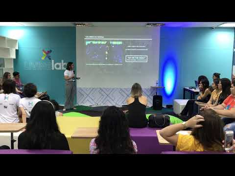 Palestra sobre Marketing Digital - Camila Honda (16/03/2019)
