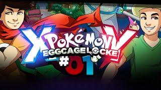 Pokémon XY Egglocke Cagelocke w/ MunchingOrange and aDrive - …