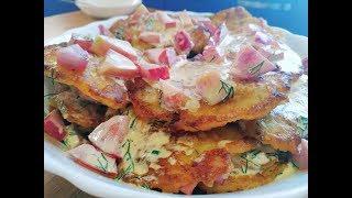 Жалею, что раньше так не готовила.Необычный, Вкусный рецепт драников из картошки. Юлия Клочкова.