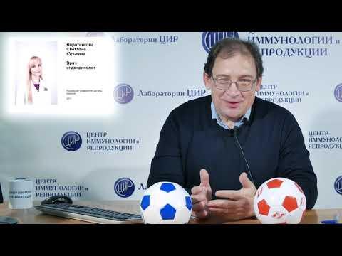 Эндокринолог ЦИР Воротникова Светлана Юрьевна