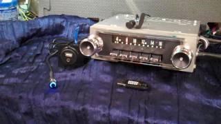 1963 Ford Galaxie original AM radio