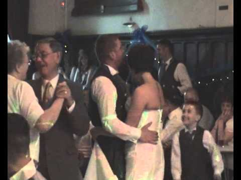 Durham Masonic Hall Wedding Disco For Louise & Andrew Provided By County Durham Wedding DJ