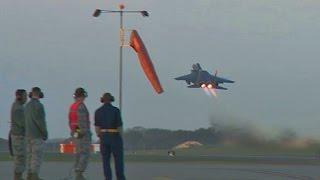 Lakenheath Eagles Take Off in Afterburner