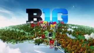 Big Ten Conference PSA: Maps