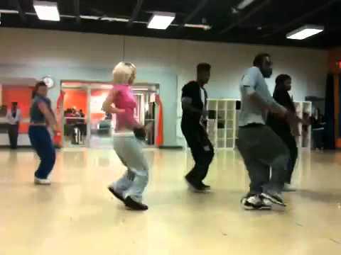 Rachel Nicole in Khalil's Britney Spears class