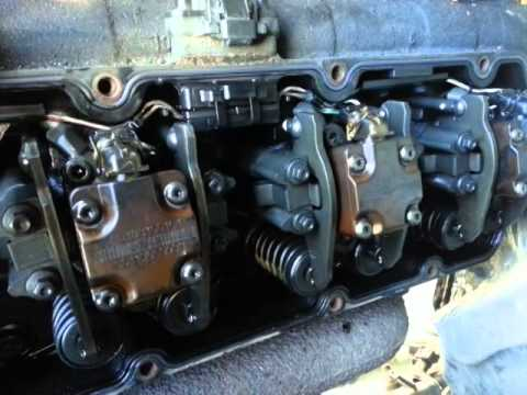 how to change injectors on 7.3 powerstroke