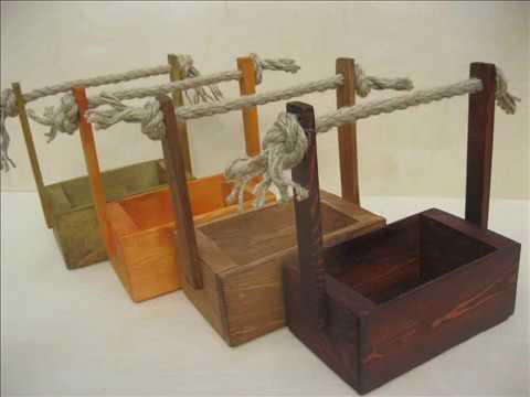 DIY 3 корзинки из веревки. Органайзеры своими руками - YouTube