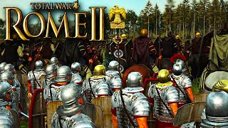 the Best Battle Tactics I have EVER Seen - Total War Rome 2