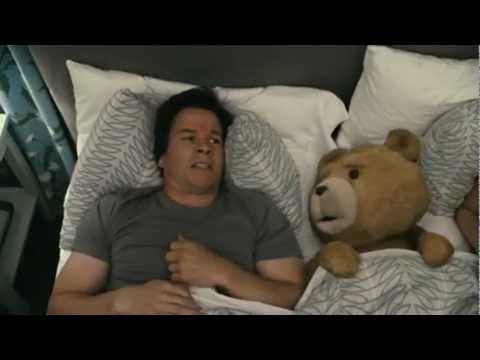 TED Trailer German Deutsch HD (Dreharbeit)