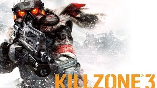 """Фильм """"Killzone 3"""" - Игрофильм (Весь сюжет , Русская Озвучка)"""