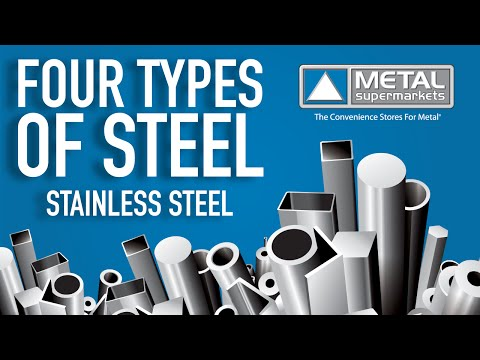 The Four Types of Steel (Part 4: Stainless Steel) | Metal Supermarkets