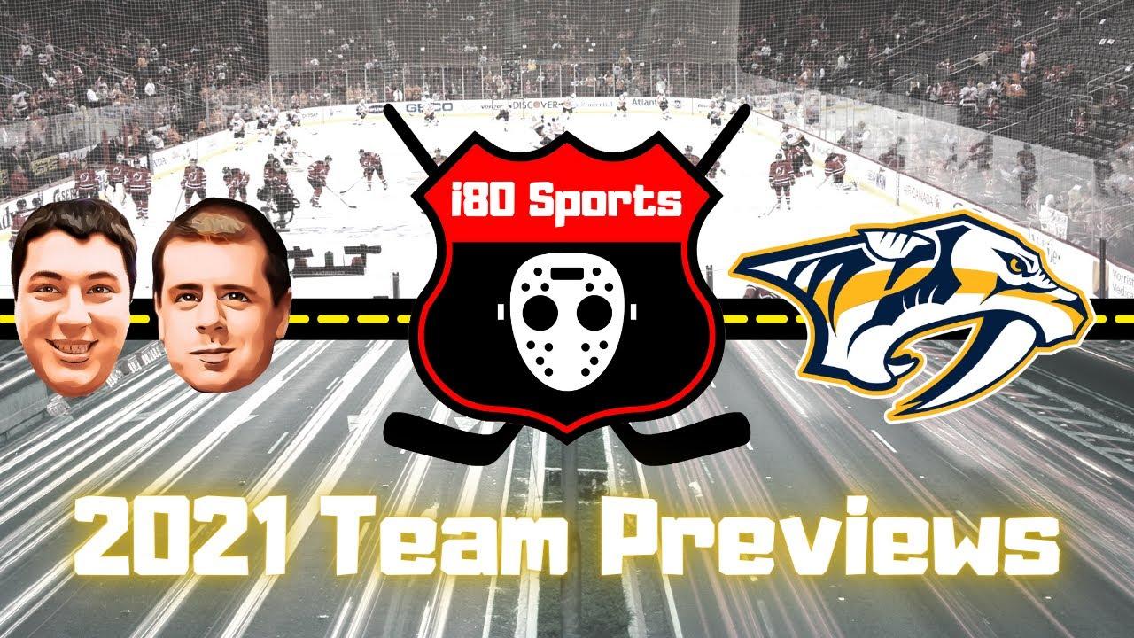 NHL - Nashville Predators 2021/2022 Team Preview
