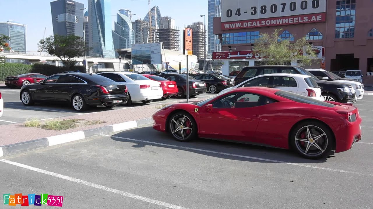 Deals on Wheels - your average car dealer in Dubai - YouTube