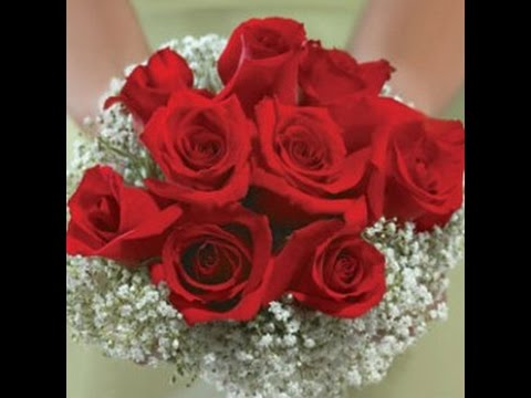 flower arrangements ideas, diy rose bouquet, Beautiful flower