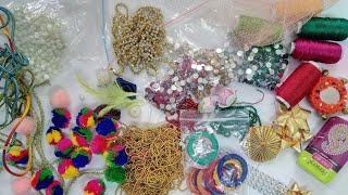 Material Required For Making Handmade Rakhi | CraftLas