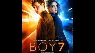 Boy 7 || Film Complet en Français || Film de Science et d'Action || Film Allemand || Film 2015