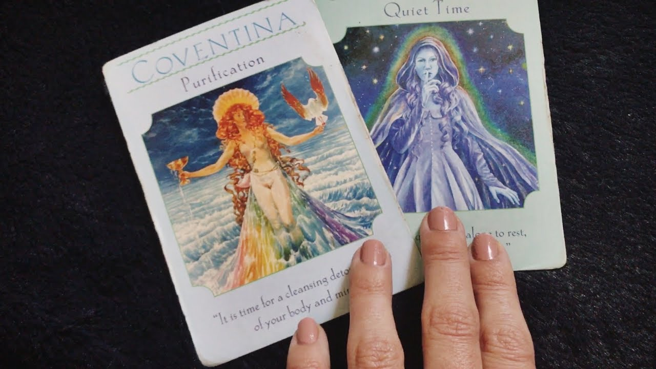 'Pick a Card' Reading: General Guidance