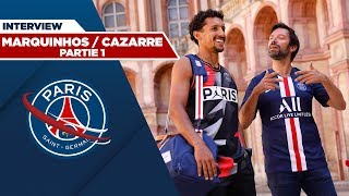 MARQUINHOS / CAZARRE : LE CHOC - PARTIE 1