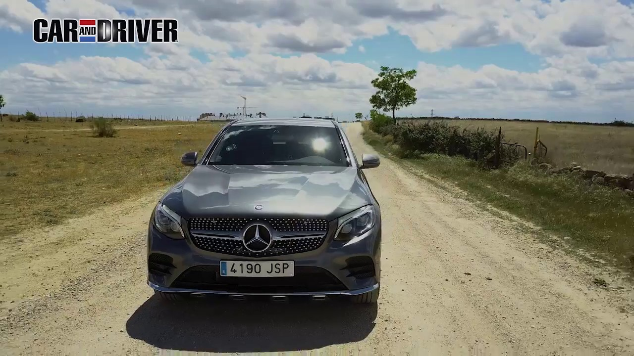Prueba Mercedes Glc Coupe 220 D Car And Driver España
