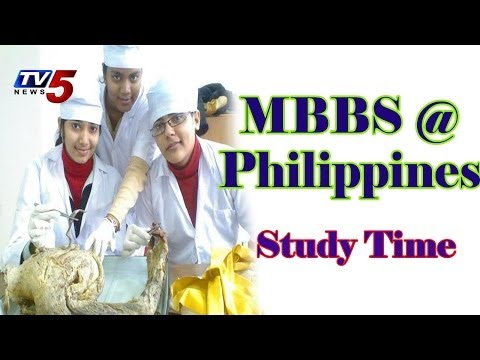 Study Time | MBBS @ Philippines | Shine Education Consultancy : TV5 News