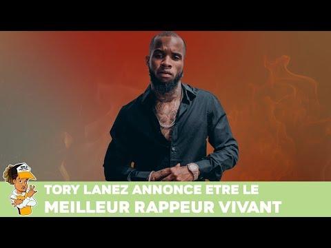 Tory Lanez annonce être le meilleur rappeur Vivant