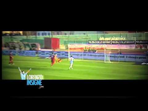 LORENZO INSIGNE STAGIONE 2011-2012 (PESCARA CALCIO)