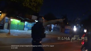 Tim Jaguar Bantu Tawuran?