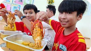 Tony & Team Lên Sài Gòn Quay Phim Truyền Hình