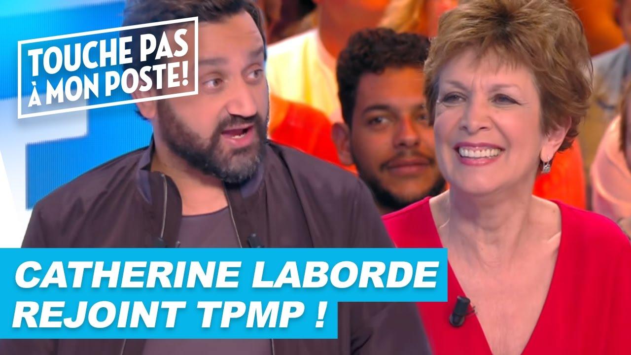 Catherine Laborde rejoint la bande de TPMP !