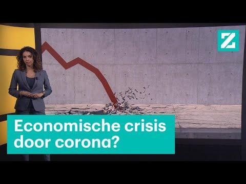Van coronacrisis naar economische crisis? • Z zoekt uit