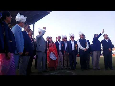 11th INTERNATIONAL POLO AT IMPHAL MANIPUR INDIA