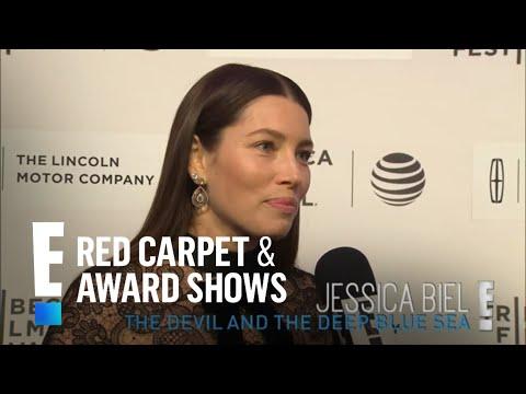 Jessica Biel Spills on Baby Silas' 1st...