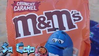 Chocolate fans go WILD for a new Crunchy Caramel flavour of M&Ms